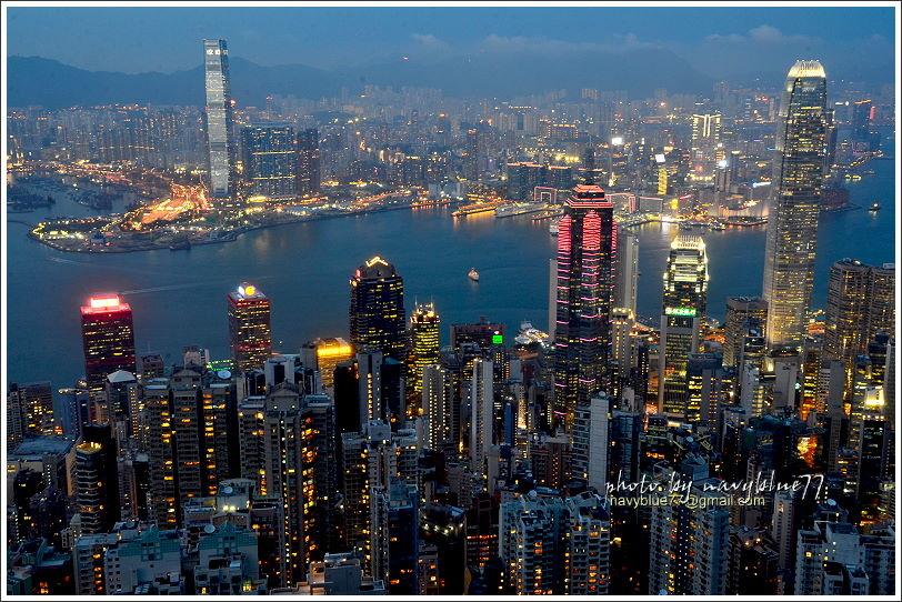 香港太平山夜景06