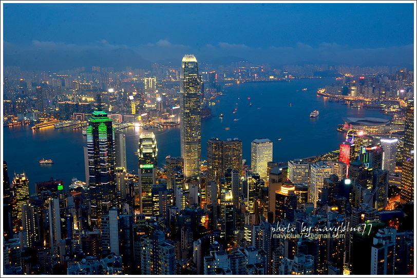 香港太平山夜景07