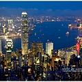 香港太平山夜景09