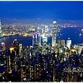 香港太平山夜景11