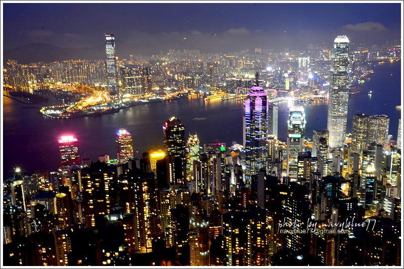 香港太平山夜景13