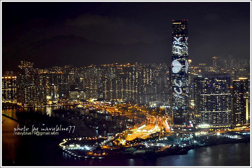 香港太平山夜景16