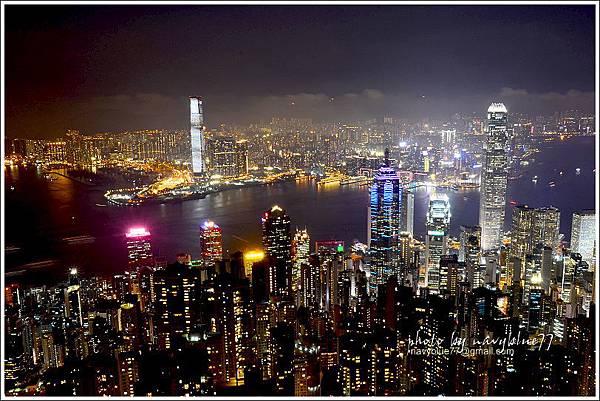 香港太平山夜景18