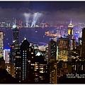 香港太平山夜景19