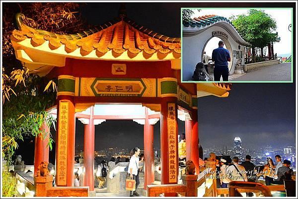 香港太平山夜景20