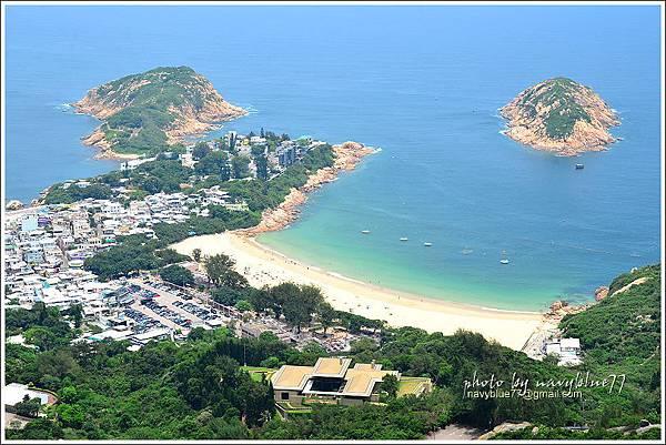 香港龍脊步道大浪灣15.JPG