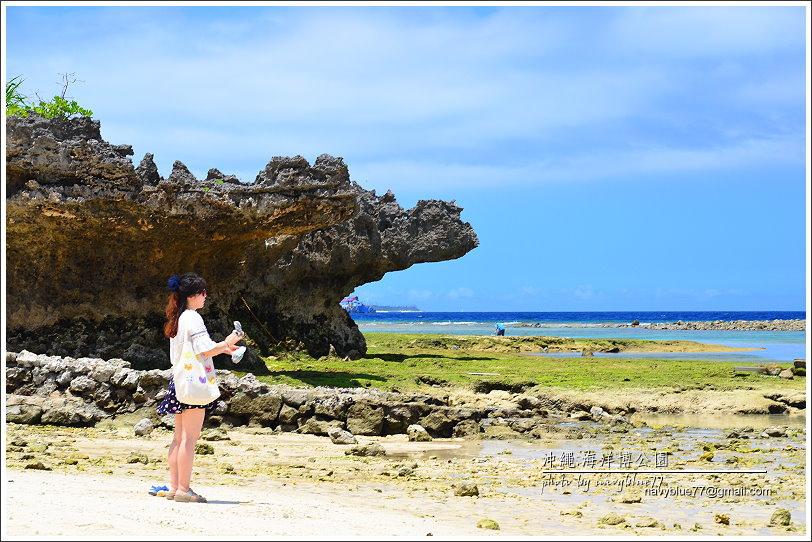 沖繩海洋博公園海灘14.JPG