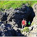 車城後灣海蝕洞