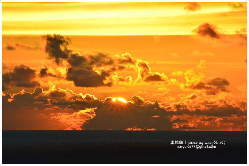 [屏東.車城]龜山步道–近觀遠眺看落日.CP值超高的展望勝境-雪花新聞