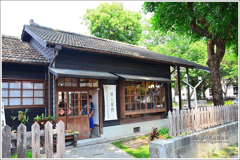 斗六雲中街舊警察區宿舍群16