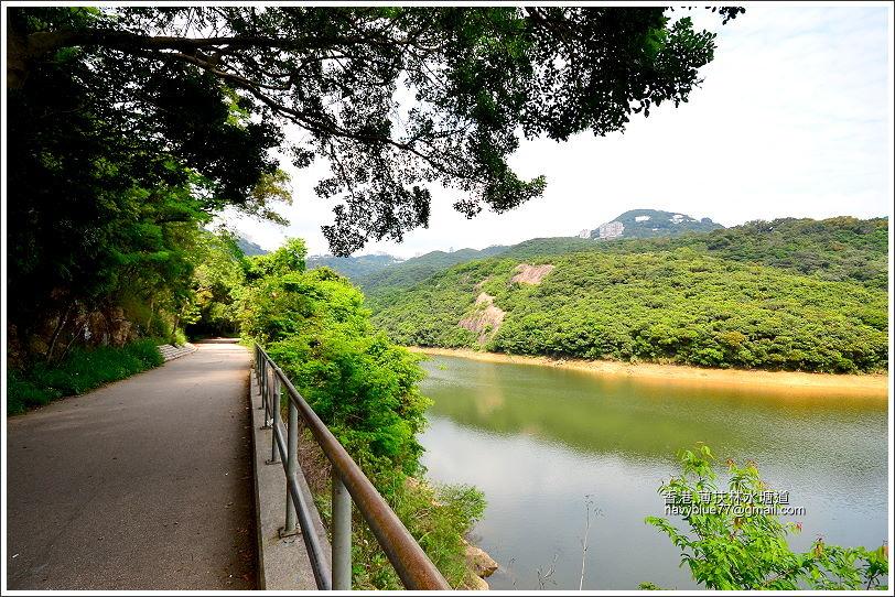 香港薄扶林-山頂步道