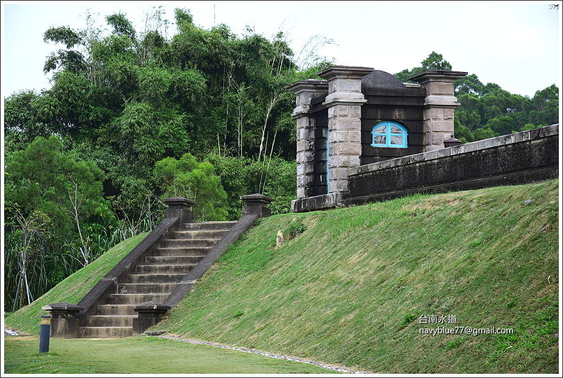 台南水道淨水池區
