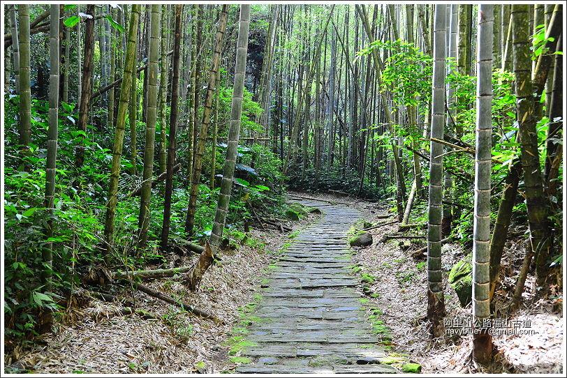 迷糊步道-福山古道