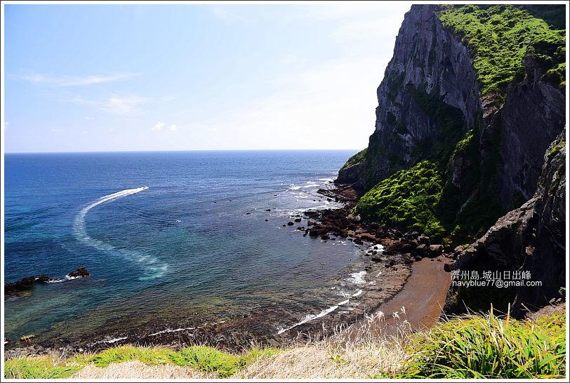 濟州島城山日出峰