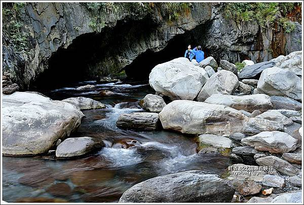 紅香部落帖比倫瀑布峽谷