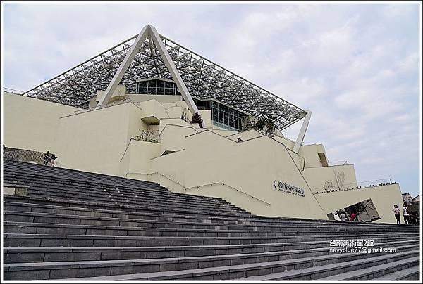 台南市美術館2館