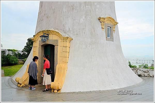 澳門東望洋山