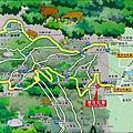 高雄柴山步道地圖