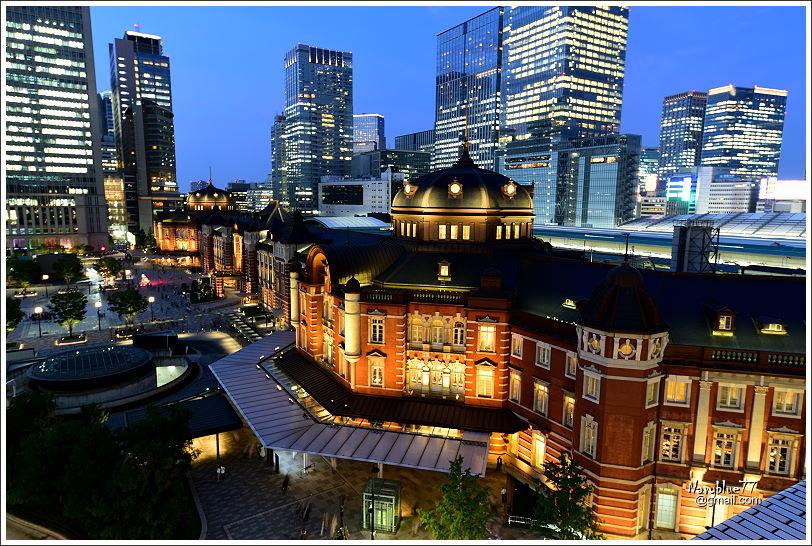 東京車站 (9).JPG