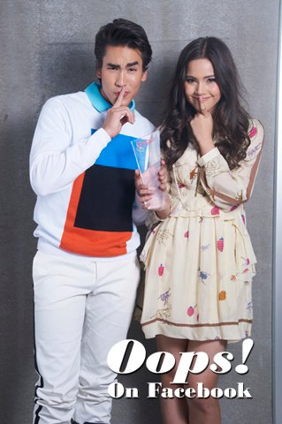 Oops! Best Couple Nadech & Yaya