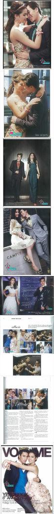 2012年6月 Nadech Yaya VOLUME雜誌