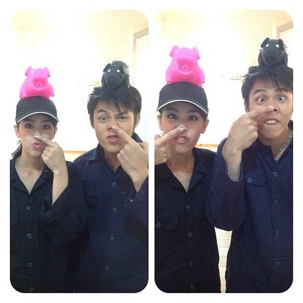 M&M PinkTime雲之上2│雲之上2近日花絮照3