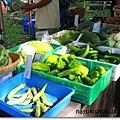 有機的蔬果