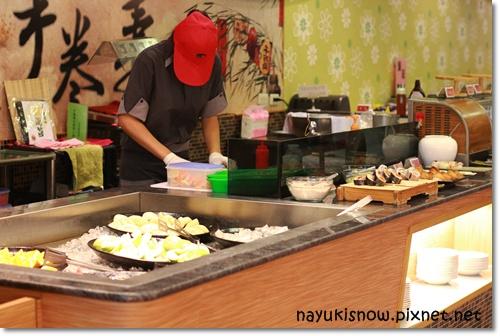 日式料理區