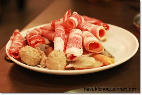 火鍋料&肉