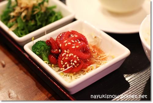 醬燒小章魚