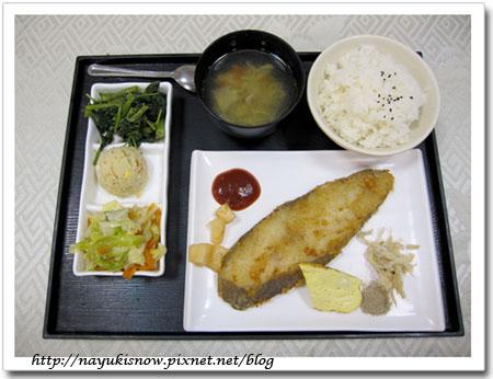 香酥鱈魚飯