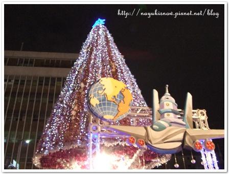 閃亮的聖誕樹