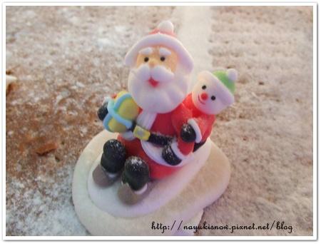 可愛的聖誕老公公