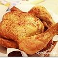 好吃的烤雞!