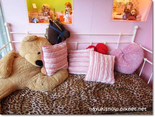 布娃娃的小沙發
