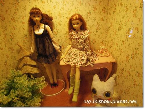 美國風格的娃娃