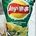 Lay's海苔洋芋片