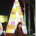 新光三越的聖誕樹
