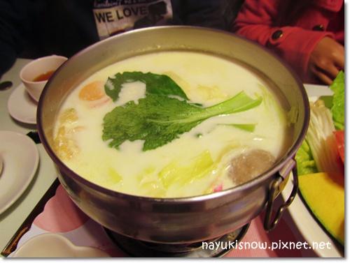牛奶豚骨湯