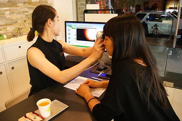 虹膜肌膚檢測介紹