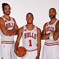 Joakim Noah, Derrick Rose and Carlos Boozer.jpg