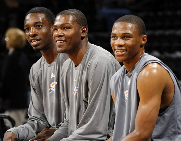 Jeff Green, Kevin Durant and Russell Westbrook.jpg