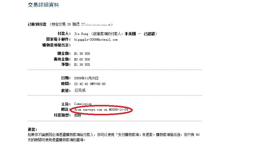 中文調查網
