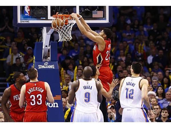 NBA即時比分/西河末節變冰河 「一眉」領鵜鶘逆風高飛