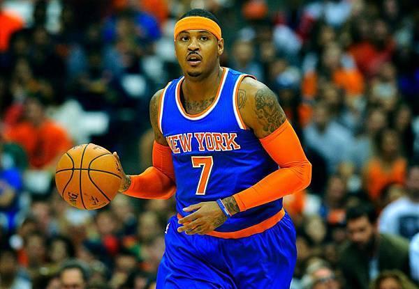 NBA賽程/尼克教頭坦承 可能讓Anthony關機