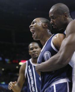 NBA季後賽耶穌變門神!Gasol新高9火鍋 死守牛棚