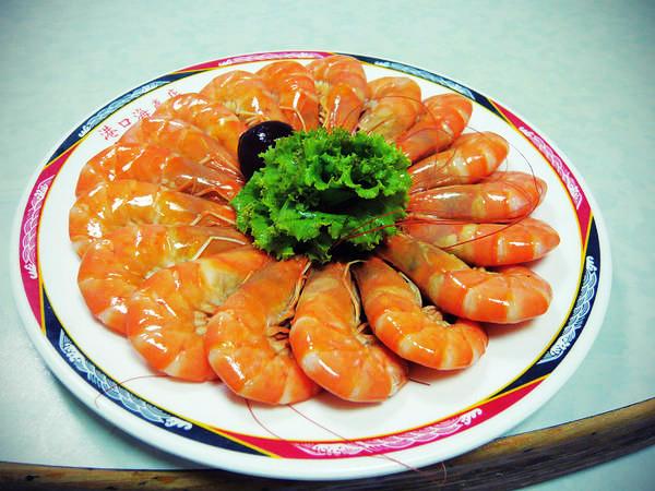 港口海產-紹興醉鮮蝦