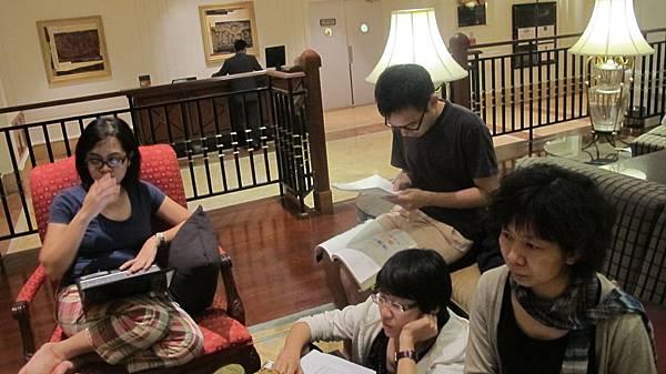 晚間讀書會