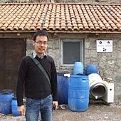 拜訪Aspindza鎮的酪農業者