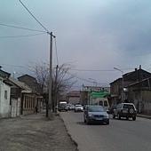 Akhaltsikhe街景